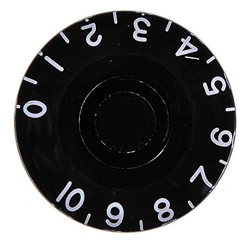 100pcs Speed Control Knobs Black for Gibson Les Paul Electric Guitar Parts Wholesale