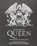 img - for 40 Years of Queen book / textbook / text book