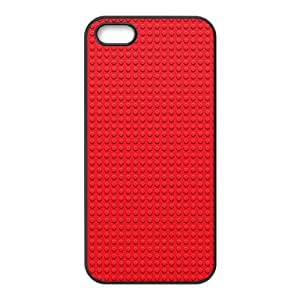Simple red pattern lovely phone case for iPhone 5s