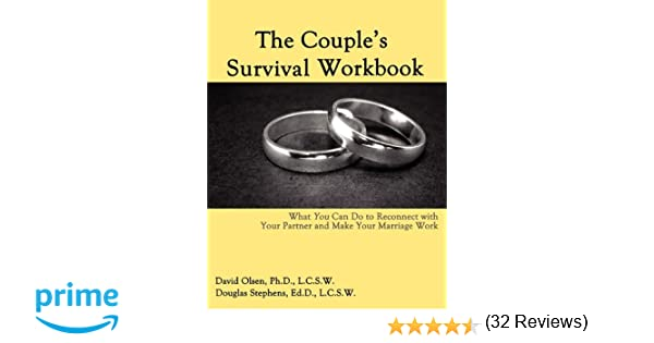 The Couple's Survival Workbook: What You Can Do To Reconnect With ...
