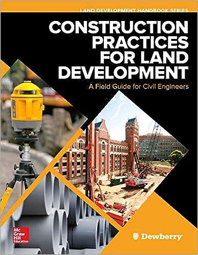 Construction Practices for Land Development: A Field Guide for Civil Engineers (Land Development Handbook) - Original PDF