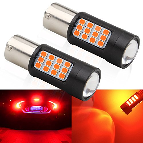 Red 12 Volt Led Light Bulbs in US - 6