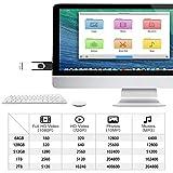 HiXB USB 3.0 Flash Drive 2TB, 2000GB Ultra High