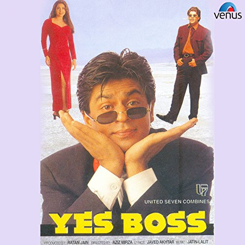 Yes boss (original motion picture soundtrack) by jatin-lalit on.