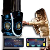 Smart Boxing Punch Pad Kick Pad with Tracker and