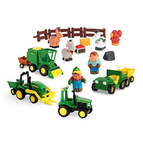 John Deere 1st Farming Fun, Fun on the Farm Playset