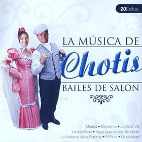 Amazon.com: Con Una Falda De Percal Plancha (Chotis. Bailes de Salón