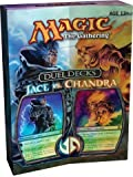Magic the Gathering: Alara Duel Decks: Jace Vs Chandra - (2 Limited Edition Theme Deck) OUT OR PRINT - VERY HARD TO FIND!