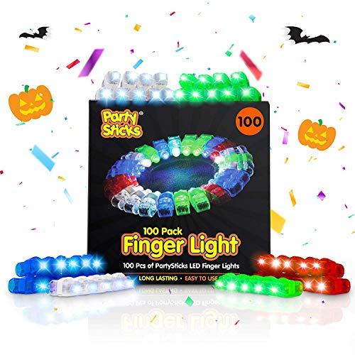 Glow Sticks and LED Finger Lights