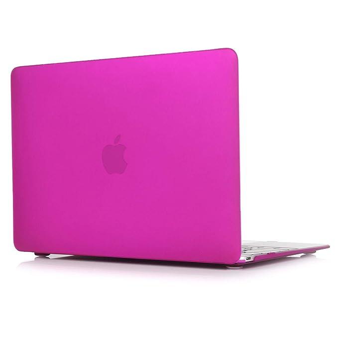 Hfly - Carcasa para MacBook de 12 Pulgadas (Compatible con ...