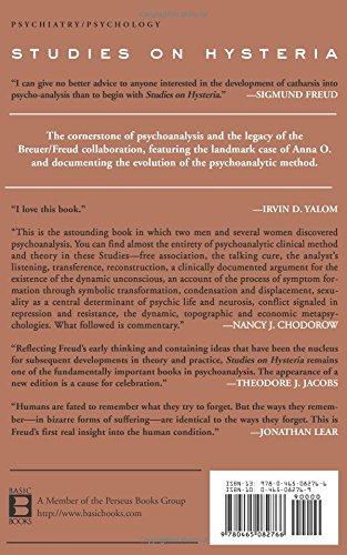 Studies On Hysteria Pdf