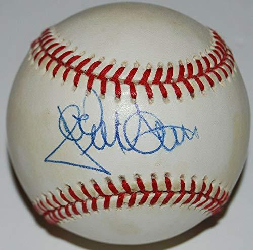 (Autographed Jack McDowell Baseball - OAL Chicago White Sox W COA - Autographed Baseballs )