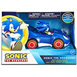 NKOK Sonic The Hedgehog All Stars Racing Pull Back Action