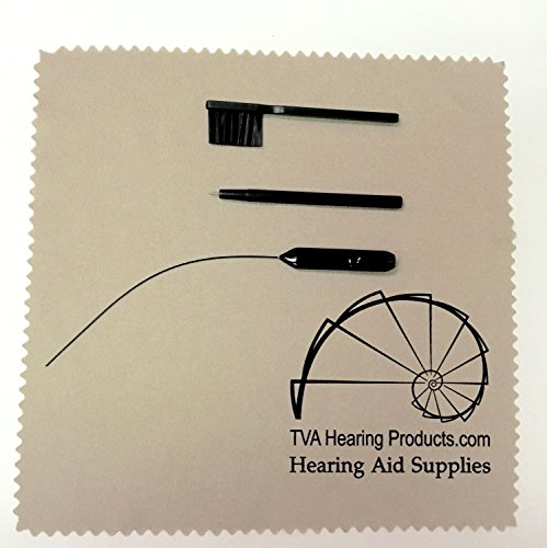 Universal Hearing Aid Cleaning (Cleaning Aid)