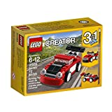 Toys : LEGO Creator Red Racer 31055 Building Kit