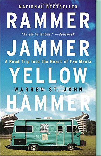 Rammer Jammer Yellow Hammer: A Road Trip into the Heart of Fan - Jammers Custom