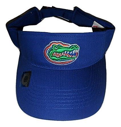Amazon.com   Florida Gators Adult Team Logo Visor 56b5f51bfee