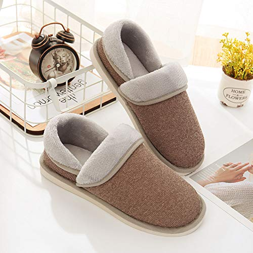 House Indoor Comfort Coffee Outdoor Mens Slippers Slippers BUYITNOW Moccasin wqUETzc