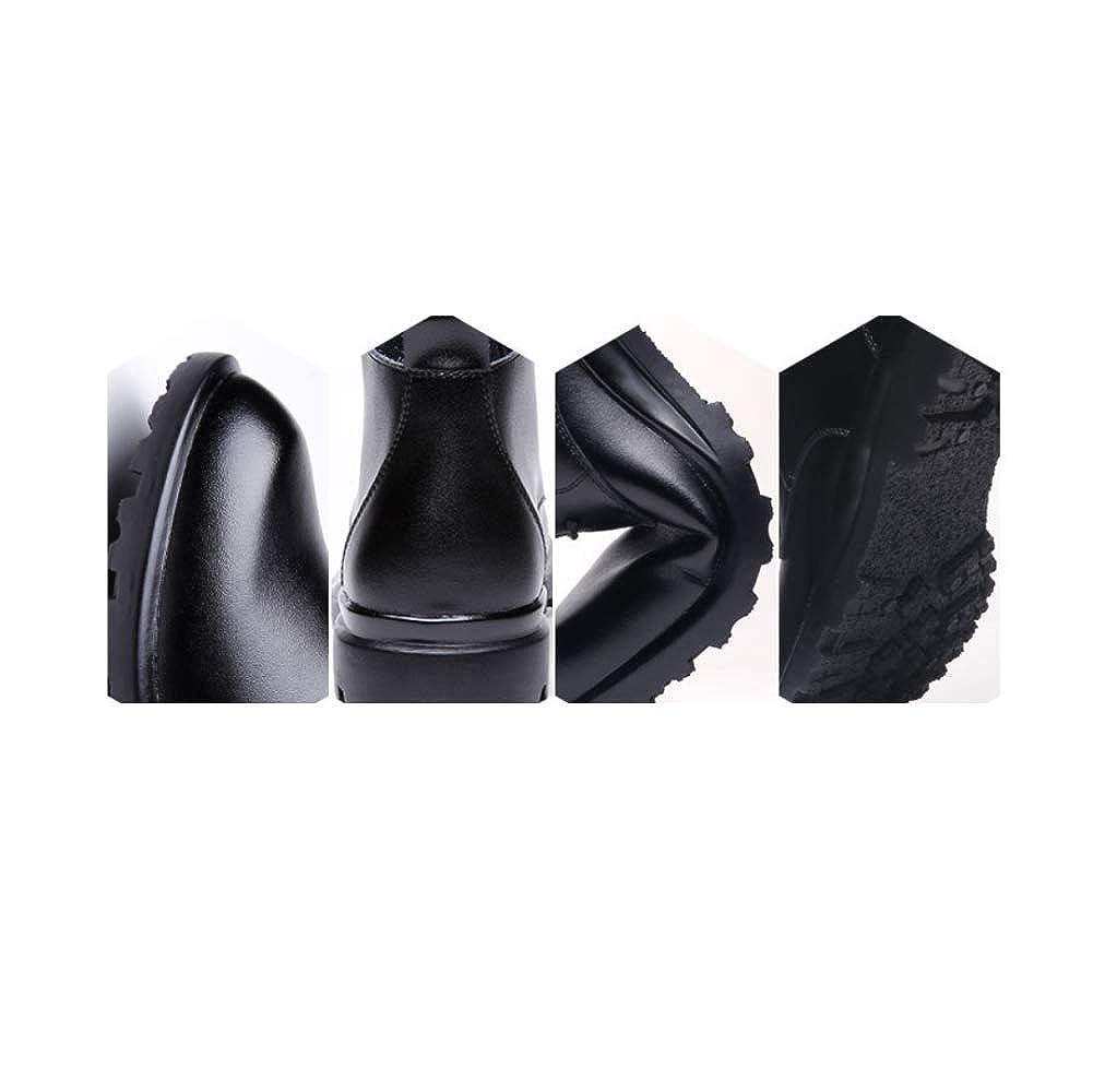 LYZGF Männer Lässig Martin Stiefel Mode Mode Mode Bergsteigen Schneestiefel Warme Baumwollstiefel 02e547