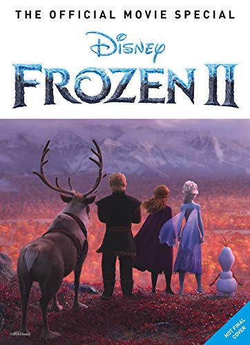 Frozen Awards - Frozen 2: The Official Movie