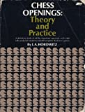 Chess Openings, Israel A. Horowitz, 0671205536