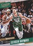 #5: 2017-18 Panini Prestige #22 Gordon Hayward Boston Celtics Basketball Card