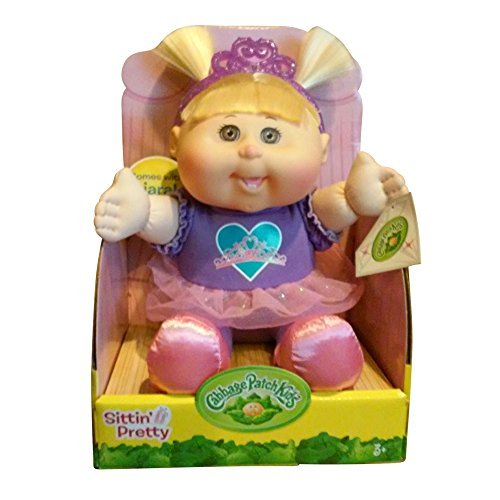 Cabbage Patch Kid's Sittin' Pretty Toddler Doll by Cabbag...