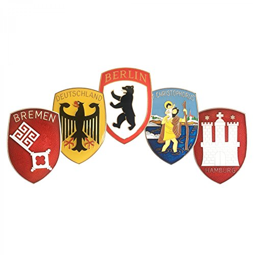 vw bug hood emblem - 6