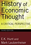img - for History of Economic Thought, 3rd Edition: A Critical Perspective book / textbook / text book