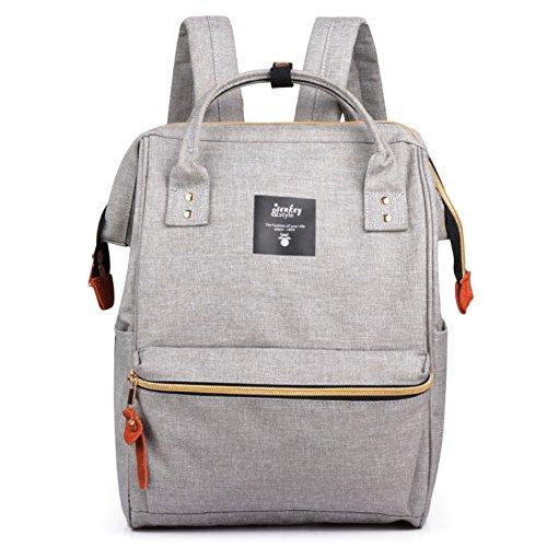 Bolsa de hombro ligera de gran capacidad ,bolso de la computadora de negocio-B F