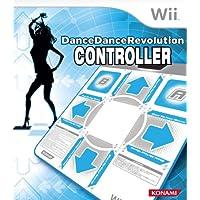 Controlador de la plataforma de baile Wii Dance Dance Revolution