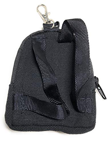Vans Backpack Keychain Onxy One Size