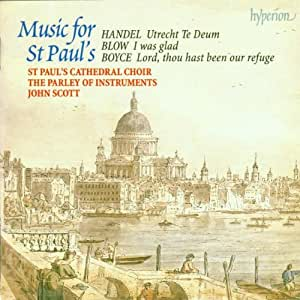Music For St. Pauls