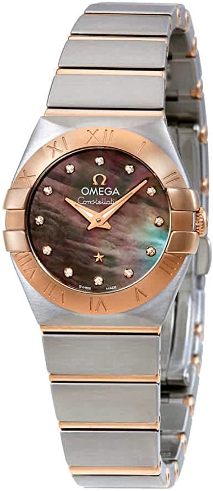 Omega Constellation Ladies Watch 123. 20. 24. 60. 57. 005