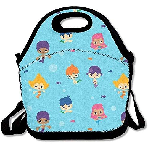Flyss Bubble Guppies Handbag Generous For Girl]()