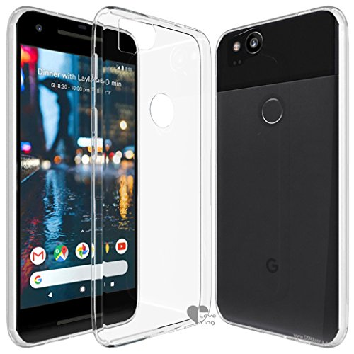 Google Pixel 2 Case,Love Ying [Crystal Clear]...