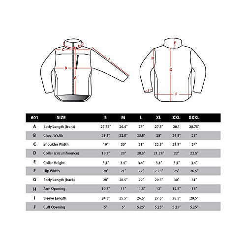 Condor Men's Alpha Tactical Fleece Jacket