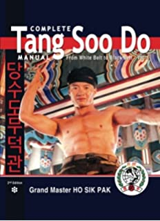 Tang soo do soo bahk do moo duk kwan red belt instructional complete tang soo do manual from white belt to black belt vol 1 fandeluxe Image collections