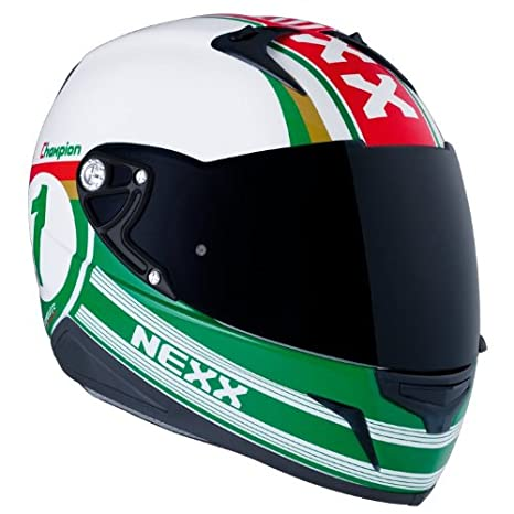Amazon.com: Nexx XR1R Champion Full Face – Casco de ...