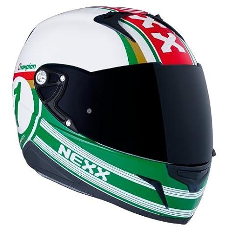 Amazon.com: Nexx XR1R Champion Full Face – Casco de ...