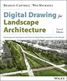 img - for Digital Drawing for Landscape Architecture: Contemporary Techniques and Tools for Digital Representation in Site Design book / textbook / text book