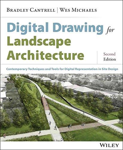 Digital Drawing F/Landscape Arch.