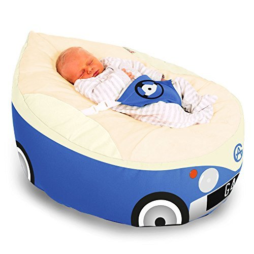 Terrific Amazon Com Rucomfy Luxury Cuddle Soft Iconic Campervan Gaga Gamerscity Chair Design For Home Gamerscityorg