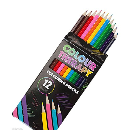 Colouring Pencils Colour Therapy Cherry product image