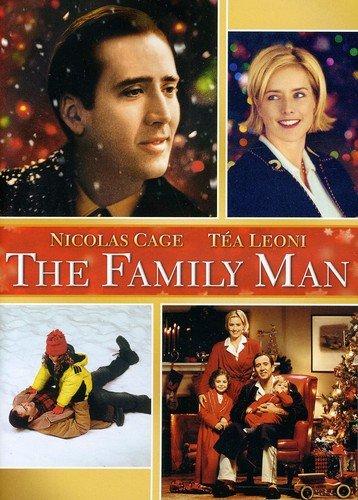 The Family Man Téa Leoni Nicolas Cage Tea Leoni David Diamond