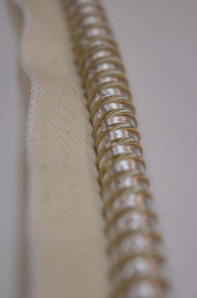 Shiny Neutral Decorative Lip Cord Trimland 5770 6748