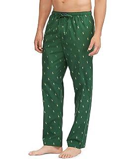 4d04a41fe8f Polo Ralph Lauren Men s All Over Pony Print PJ Pants at Amazon Men s ...