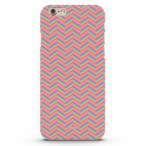 Koveru Back Cover Case for Apple iPhone 6 - Sugar Zigzag