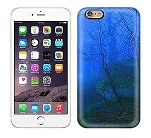 High Quality Bleu Blue Tpu Case For iphone 5s