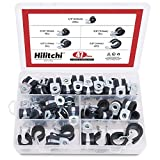 Hilitchi 47-Pcs Zinc Plated Steel Rubber Insulated